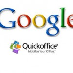 Google QuickOffice'i Aldı