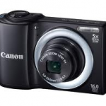 Canon PowerShot A810 IS 16 MP Dijital Fotoğraf Makinesi